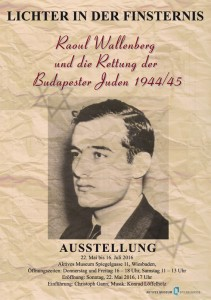 Wallenberg_Plakat A3-be